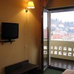 Camera dubla cu balcon