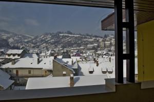 Apartament - balcon