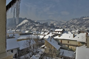 Priveliste de iarna