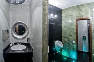 Toaleta domnilor