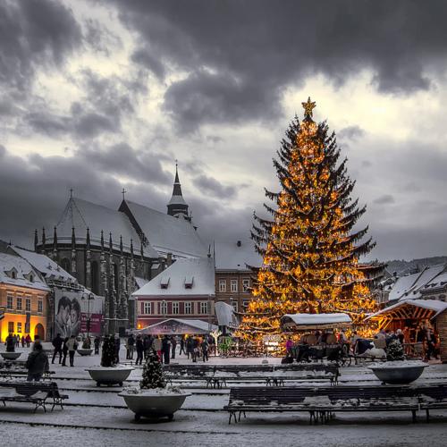 Revelionul 2013 in Brasov