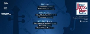 Braşov Jazz & Blues Festival 2014