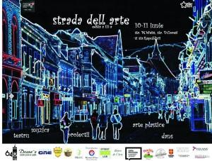 Festivalul Strada dell`Arte Brasov 2017
