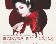 Madama Butterfly - G. Puccini- mai 2017 - Opera Brasov