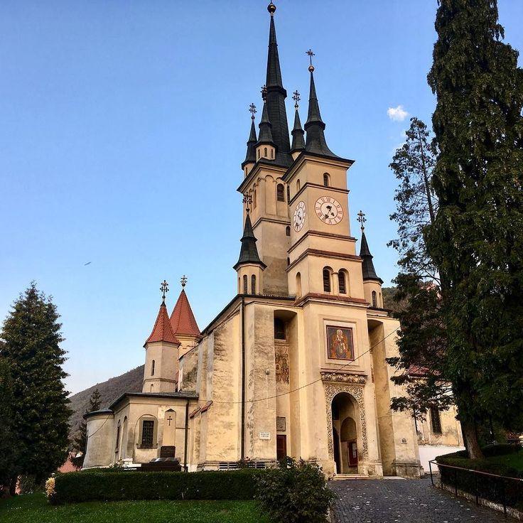 Biserica Sf Nicolae Brasov
