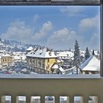 Iarna în balcon