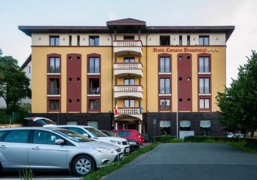 Hotel Coroana Brasovului - Cazare in Centrul Vechi al Brasovului