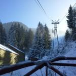 Ski în Poiana Brașov
