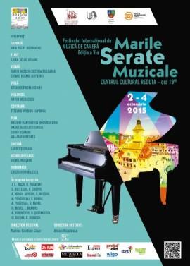 Marile Serate muzicale 2015 Brasov