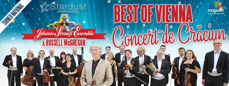 Johann Strauss Ensemble - Best of Vienna Brasov 2015