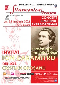 Concert simfonic extraordinar brasov