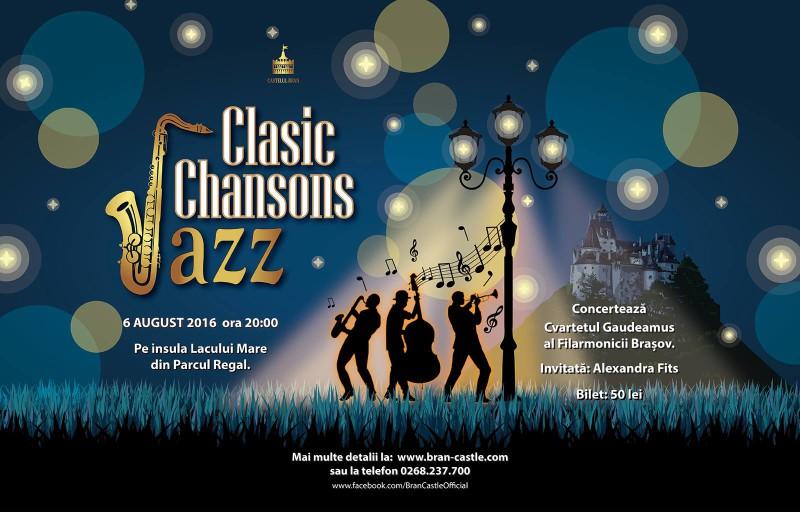 Clasic, Chansons, Jazz Bran 2016