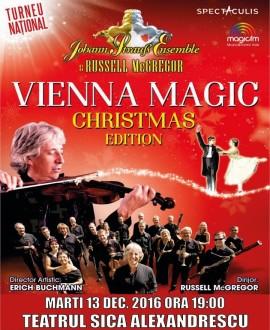 Vienna MAGIC - Christmas Edition / Brașov