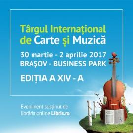Targul International de Carte si Muzica Libris Brasov 2017