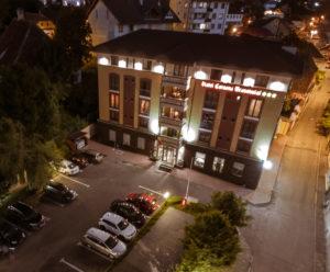 Hotel Coroana Brasovului - cazare de 3 stele in Centrul Vechi al Brasovului