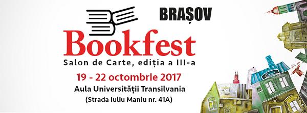 Salonul de carte Bookfest Brasov 2017