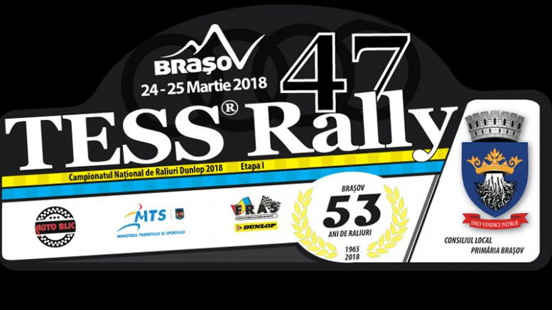 Tess Rally 47 brasov 2018