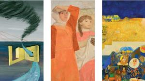 """""""Centenarul femeilor din arta românească"""", expoziţie la Muzeul de Artă Braşov"""