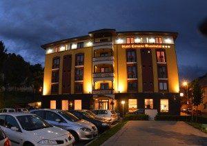 Hotel Coroana Brasovului