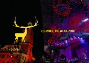 Cerbul de Aur 2018 Piata Sfatului Brasov