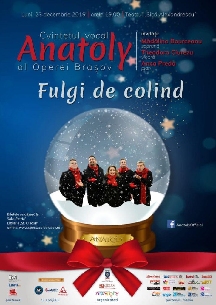 concert anatoly fulgi de colind